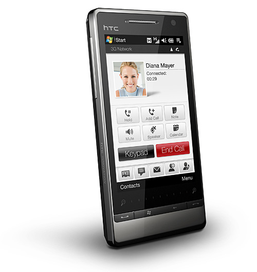 Обзор HTC Touch Diamond 2. ...